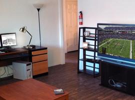 Scottsdale Sober House Living Room