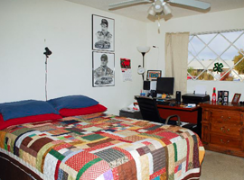 Scottsdale Sober House Single Man Room