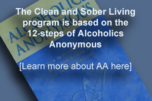 alcoholics 12 step program